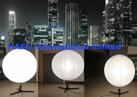 800W White Led Balloon Lights With Dimming 0~100% 80000lm 800~960w Drives