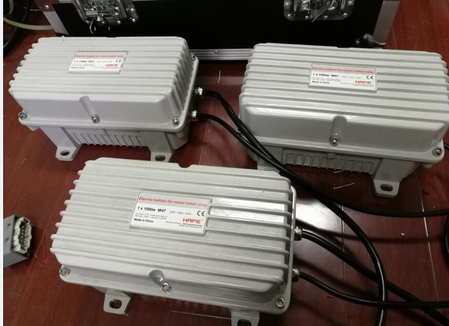 Ballast Electrical Lighting Accessories 250 / 1000 W Metal Halide MH Control Box